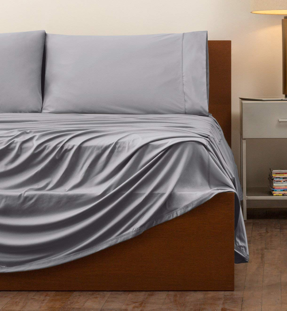 Click to Buy SHEEX Original Performance Sheet Set - Best Sheets For Sweaty Sleepers