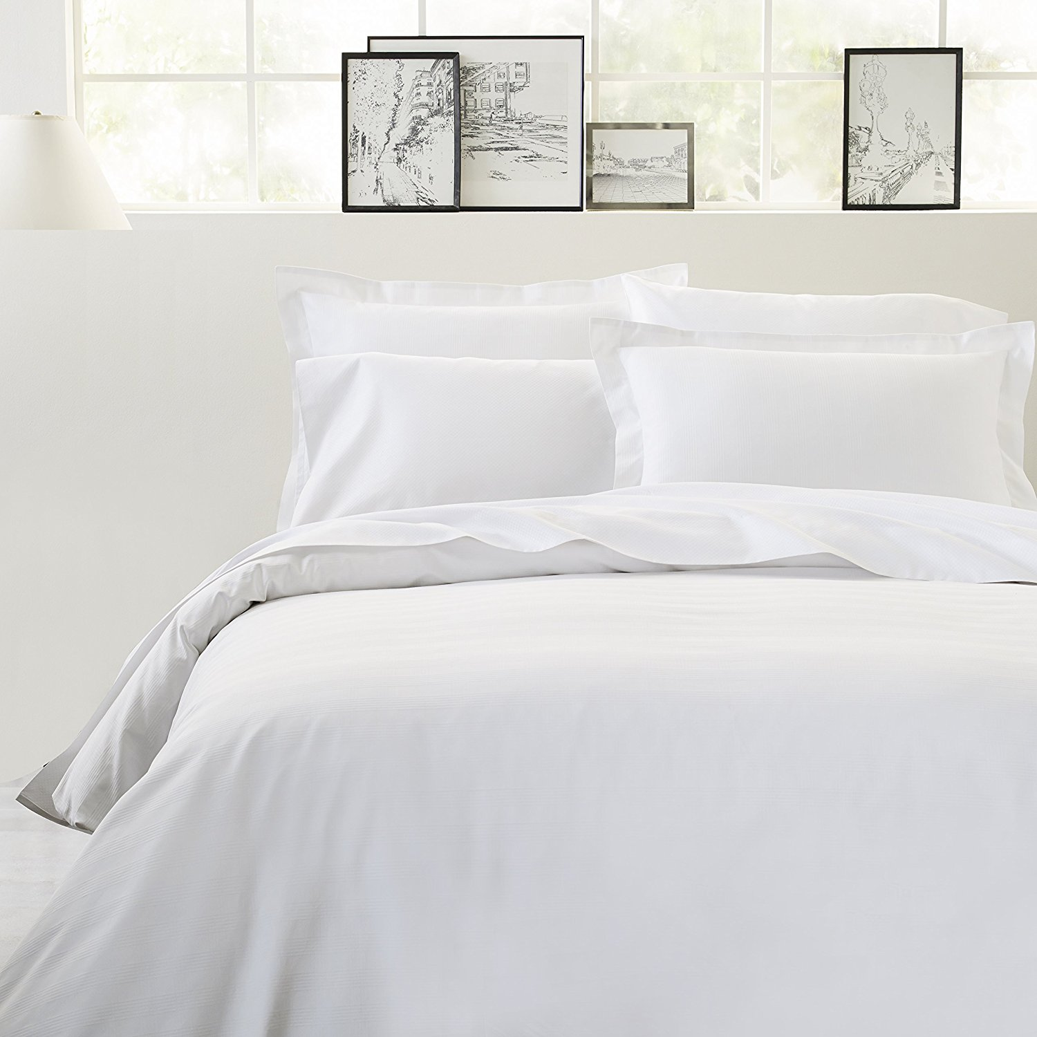 Image of California Design Den Cotton Sheets - Best Sheets for Sweaty Sleepers