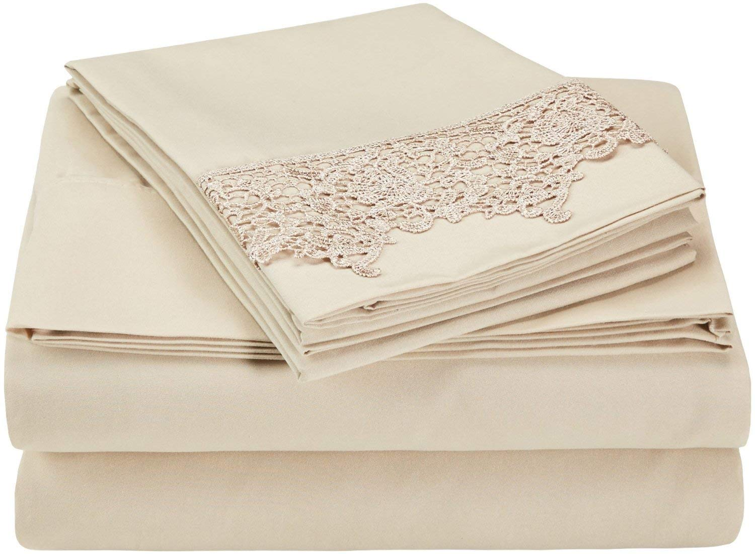 Image of Superior MIcrofiber Sheet Set - What Are Microfiber Sheets