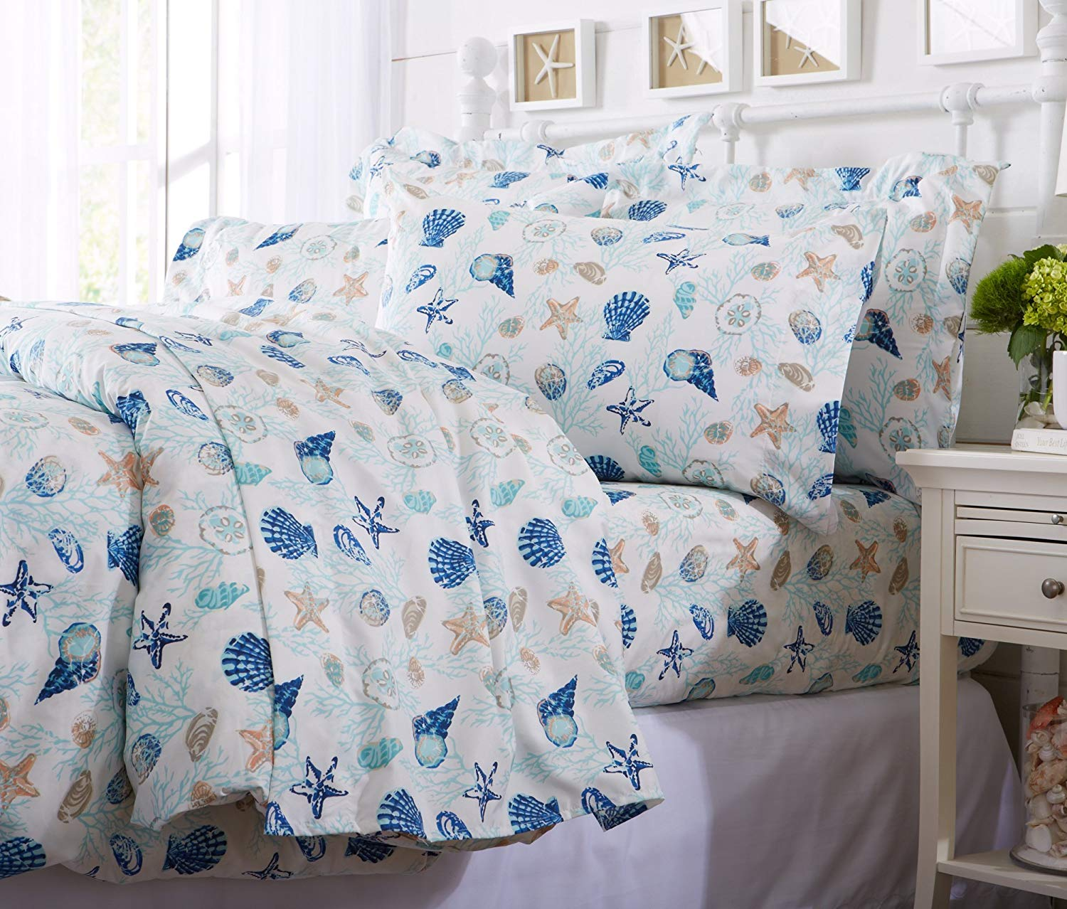 Image of Great Bay Home MIcrofiber Sheet Set - What Are Microfiber Sheets