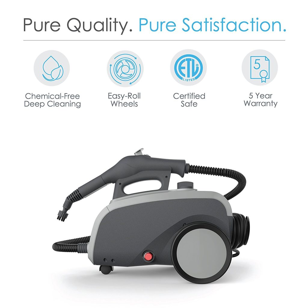 Image of Pure Enrichment steamer - Best Thing to Kill Bed Bugs