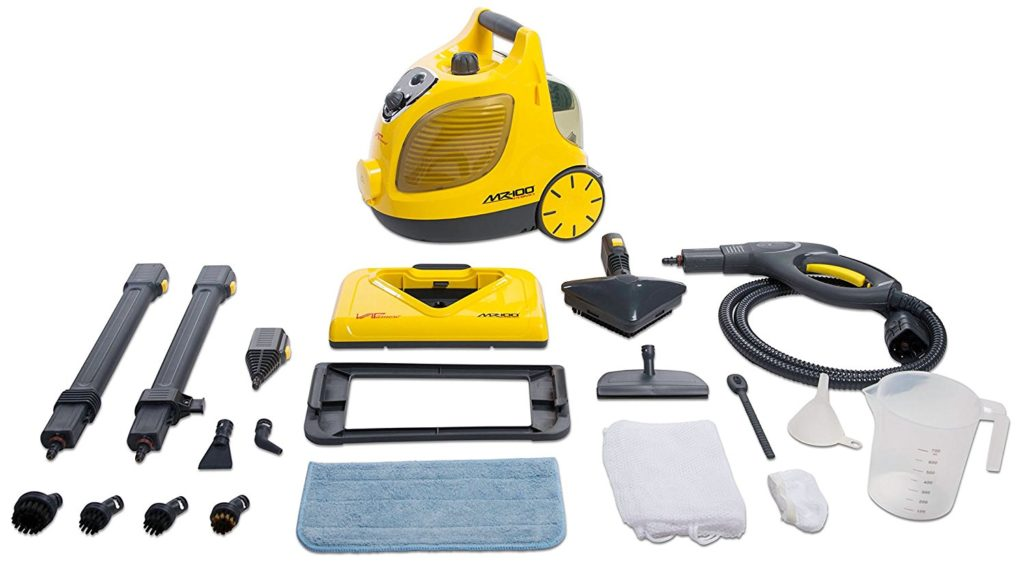 Image of Vapamore MR-100 Primo Steam Cleaner- Best Thing to Kill Bed Bugs