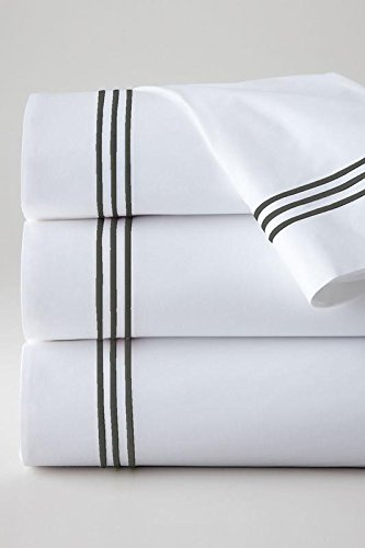 Serene Linens' 100% Pima Cotton Embroidered Sheet Set - What Is Pima Cotton