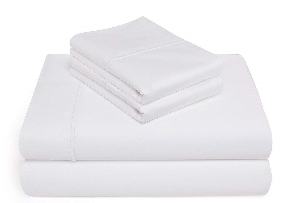 Image Of Cottonworks 100 Pima Cotton 1000 Thread Count Sheet Set Best