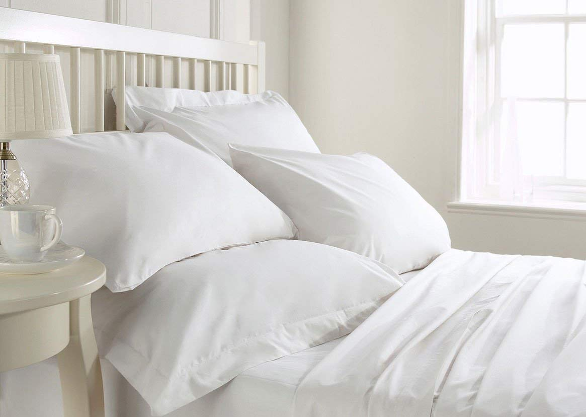 Image of Bluemoon Homes 1000 Thread Count Egyptian Cotton Sheets - Best Egyptian Cotton Sheets