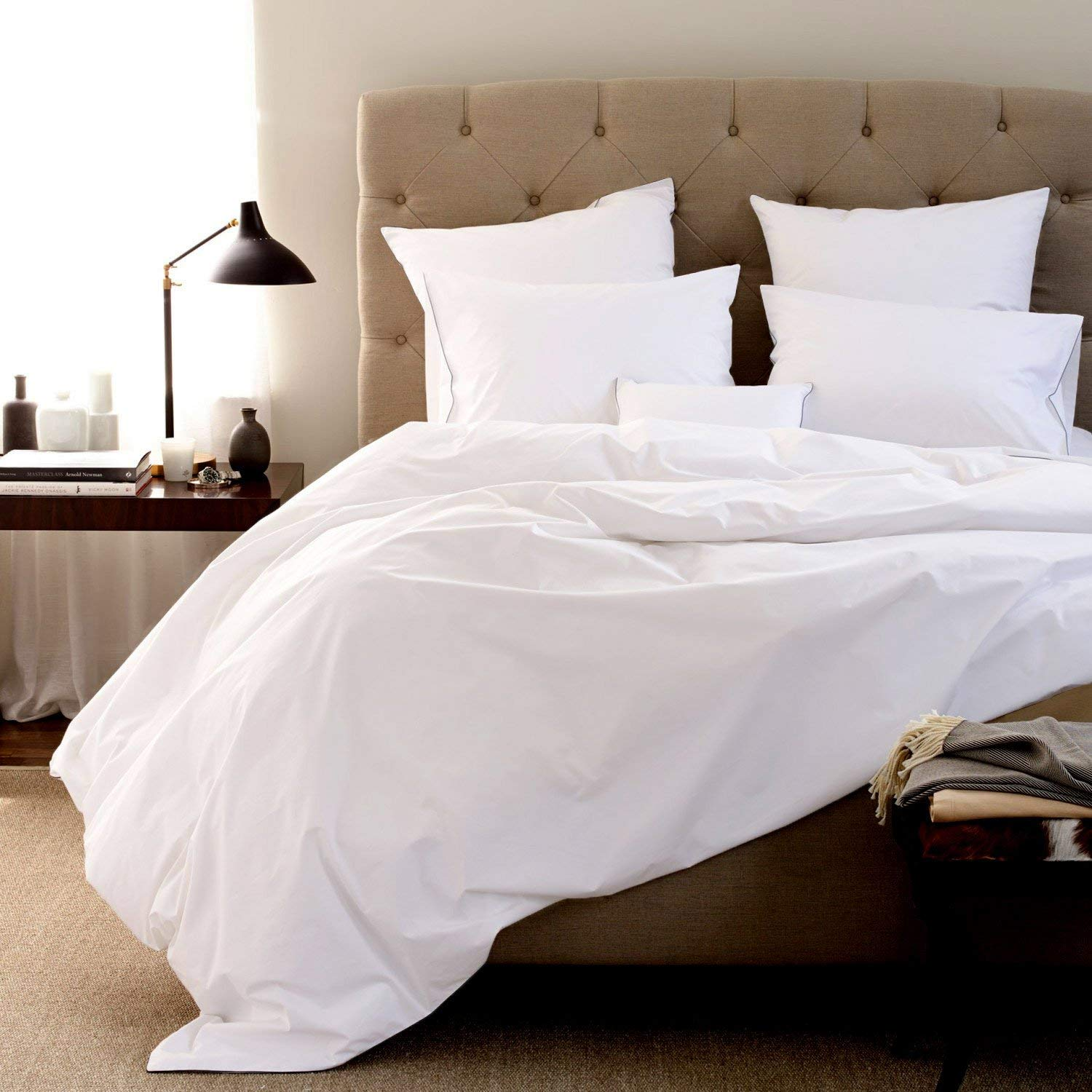 Image of My Cotton Spa 100% Egyptian cotton bed sheets - Best Egyptian Cotton Sheets