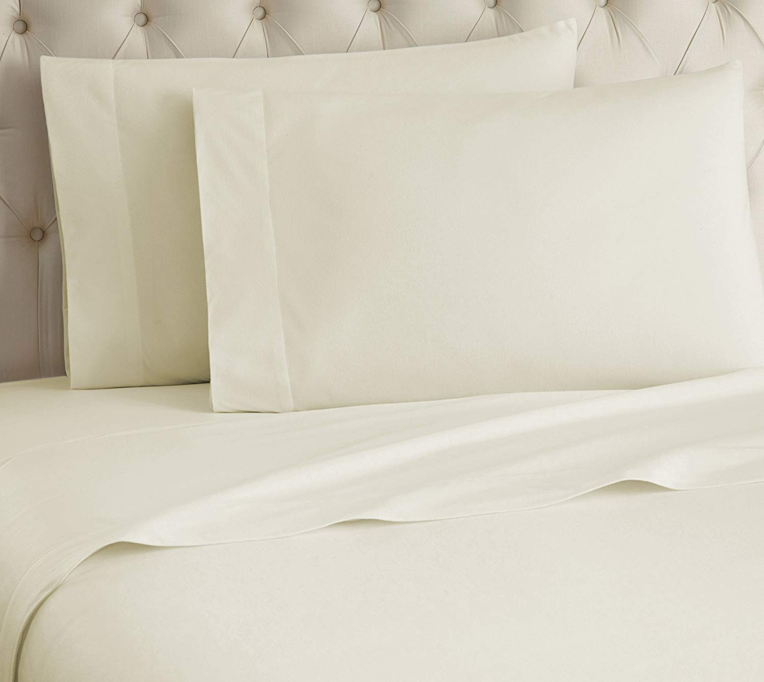 Image of Callista 600 thread count sheets of 100% cotton - Best 600 Thread Count Sheets