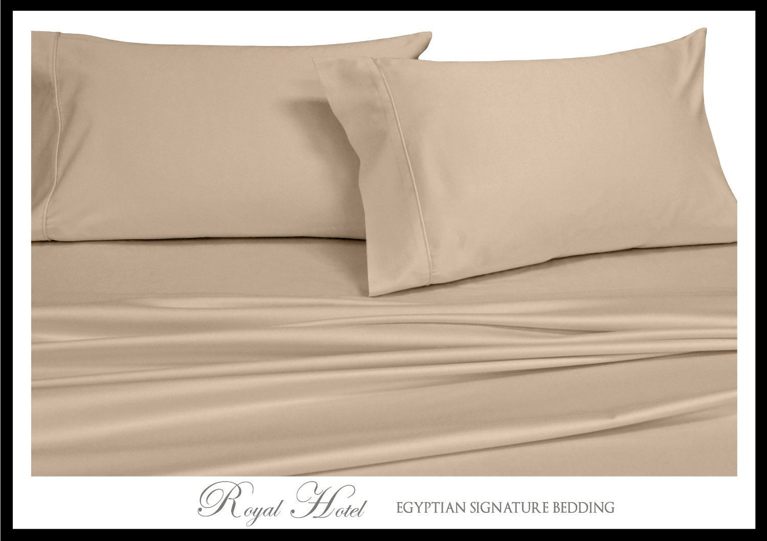 Image of Royal Hotel's 100% cotton 1000 thread count sheets - Best 1000 Thread Count Sheets