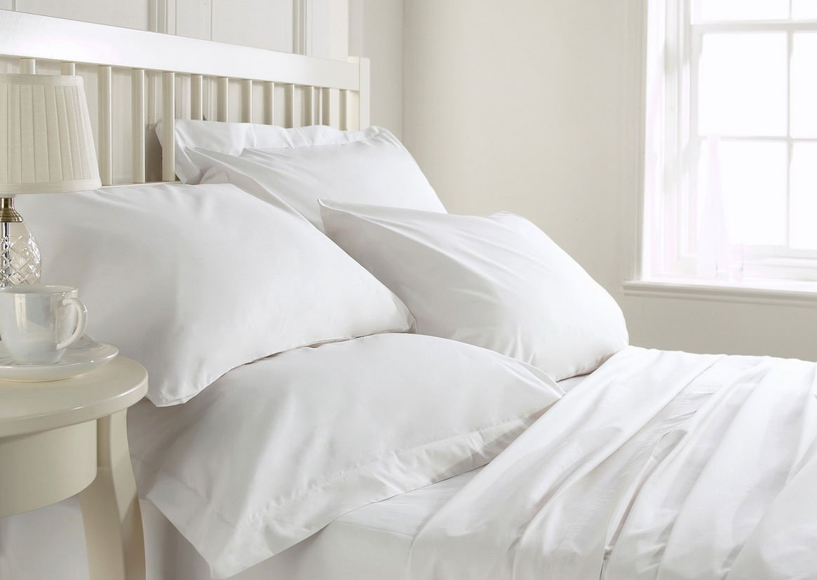 Image of Bluemoon's 100% Egyptian cotton 1000 thread count bed sheets - Best 1000 Thread Count Sheets