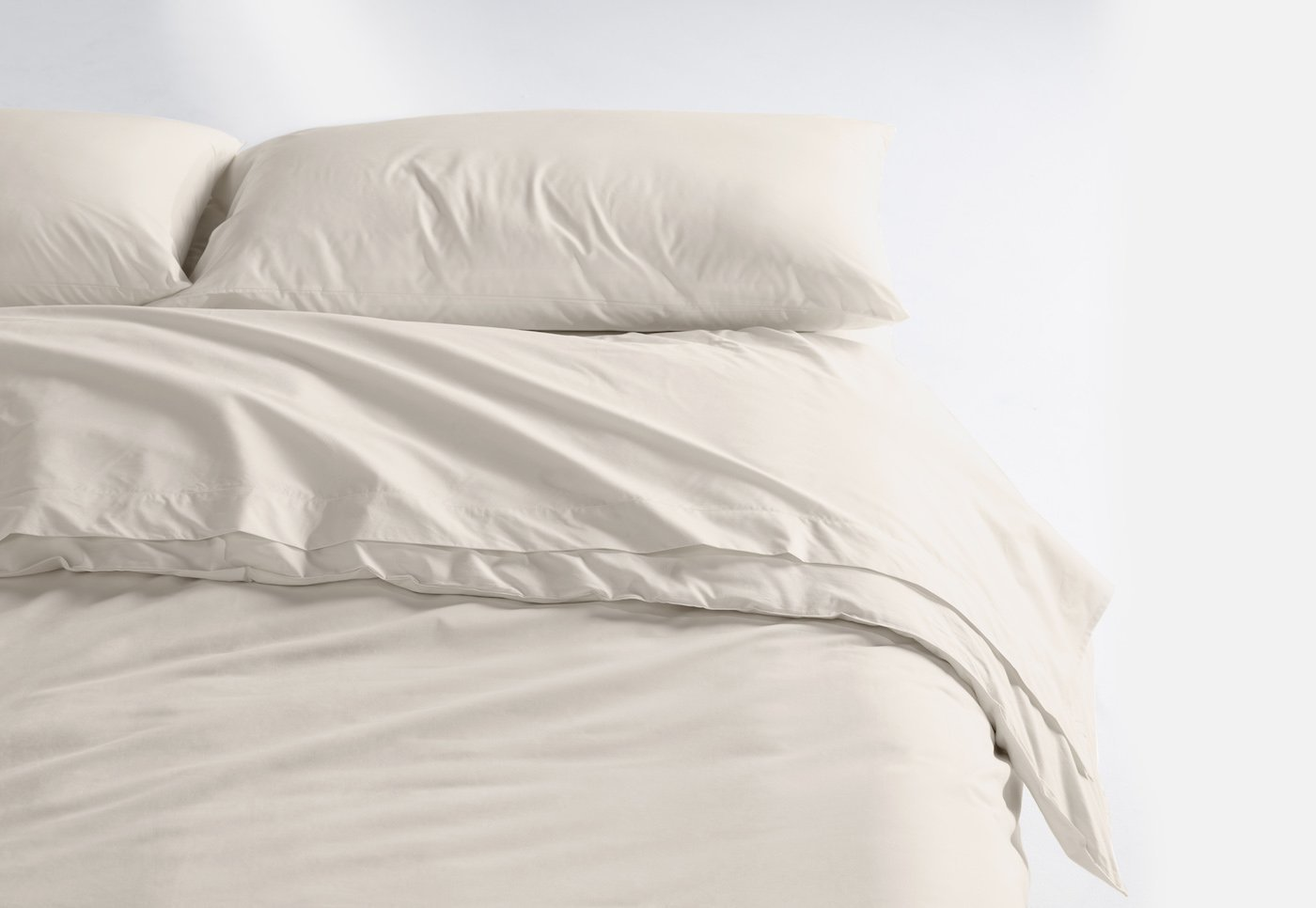 Image of Casper Sheet Set Durable Supima Cotton - Best Sheets for Night Sweats