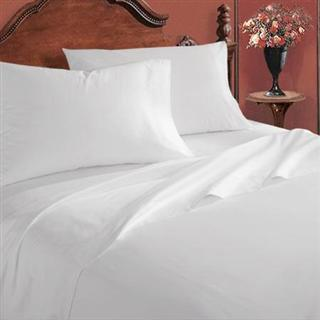 Serta 120 GSM Microfiber Bed Sheet Set - High Thread Count Sheets