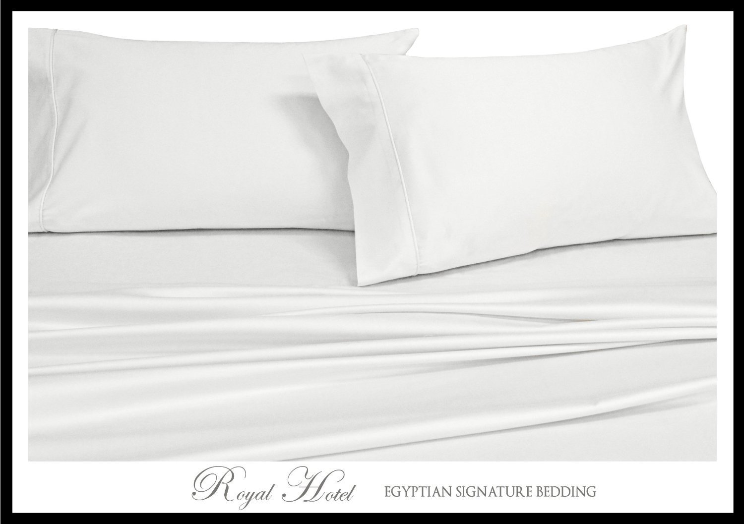 Royal Hotel 100% Viscose from Bamboo Sheet Set - Bamboo Cooling Sheets