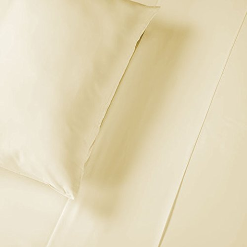 Image of Thomas Lee Pima Cotton 500 thread count sheet - Best Sheets for Night Sweats
