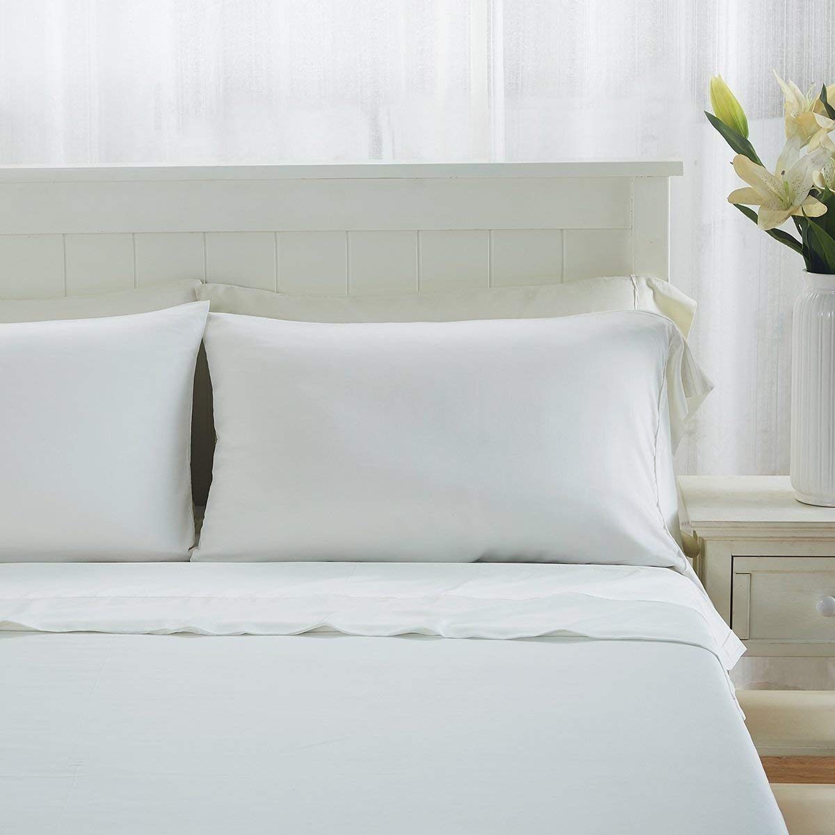 DTY Bamboo Sheets - Best Sheets for Night Sweats