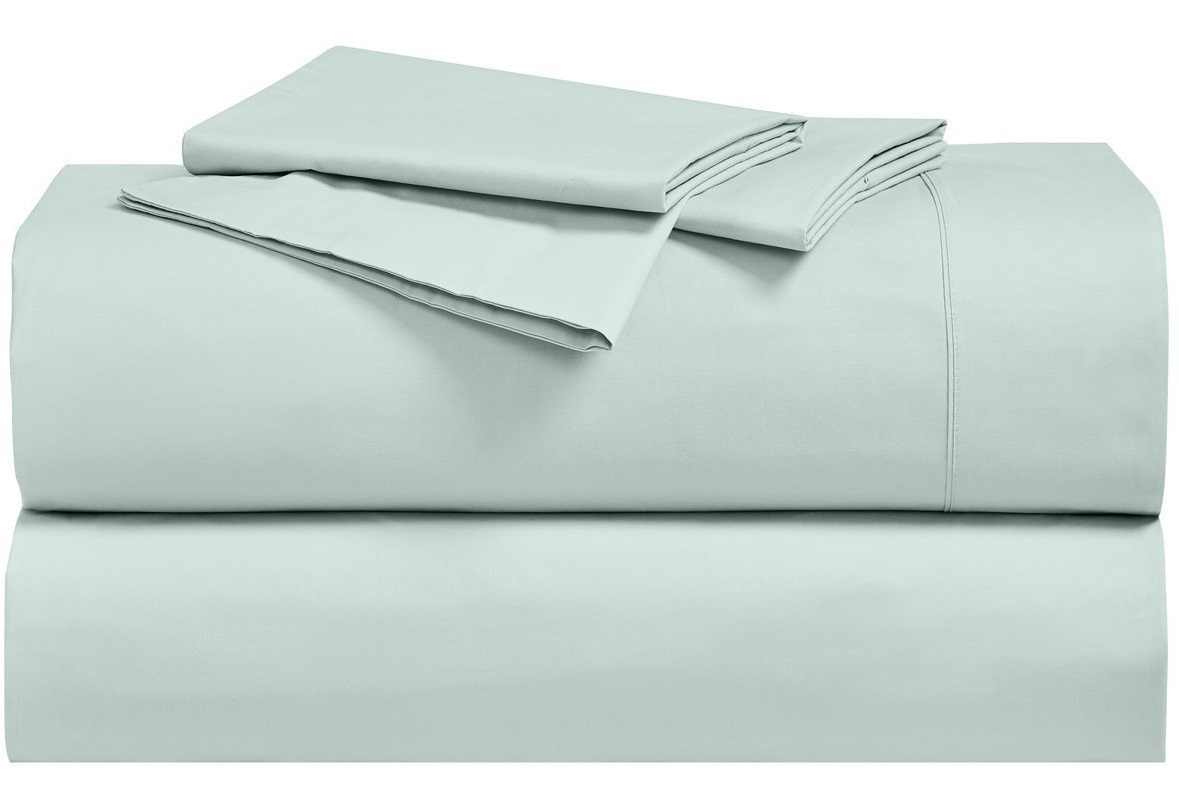 Abripedic Cotton Percale Sheets - Best Sheets for Sweaty Sleepers