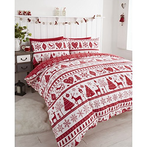 De Cama Christmas Duvet Cover Set - Buy Christmas Duvet Covers