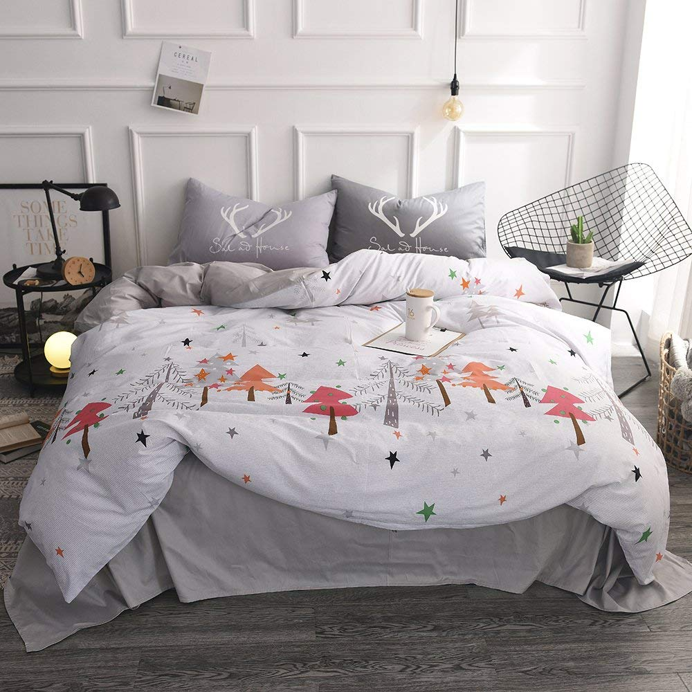 Bulutu Christmas Duvet Cover Set - Buy Christmas Duvet Covers