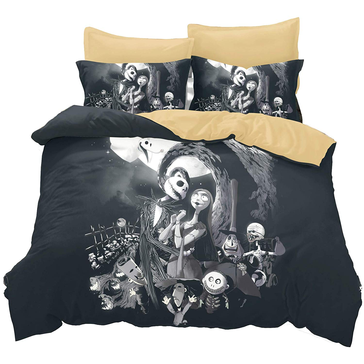 KTLRR Nighmare Before Christmas Duvet Cover Set - Buy Christmas Duvet Covers