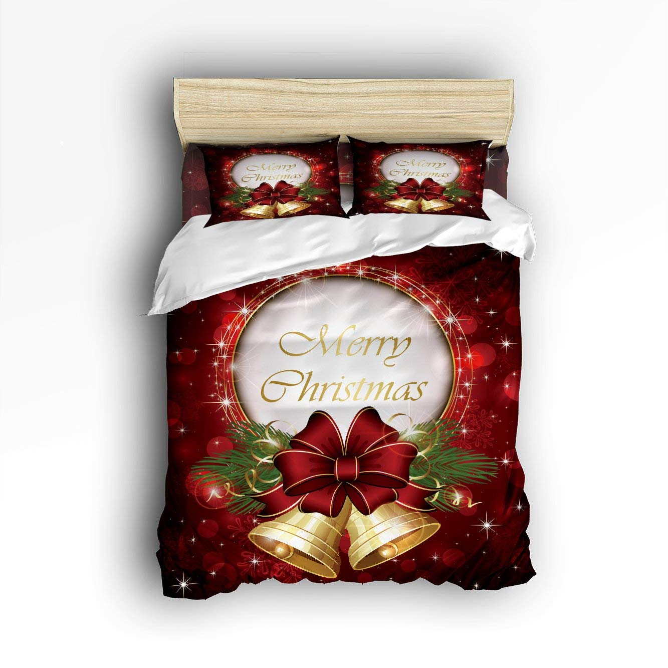 Family Decor Christmas Duvet Cover Set - Buy Christmas Duvet Covers