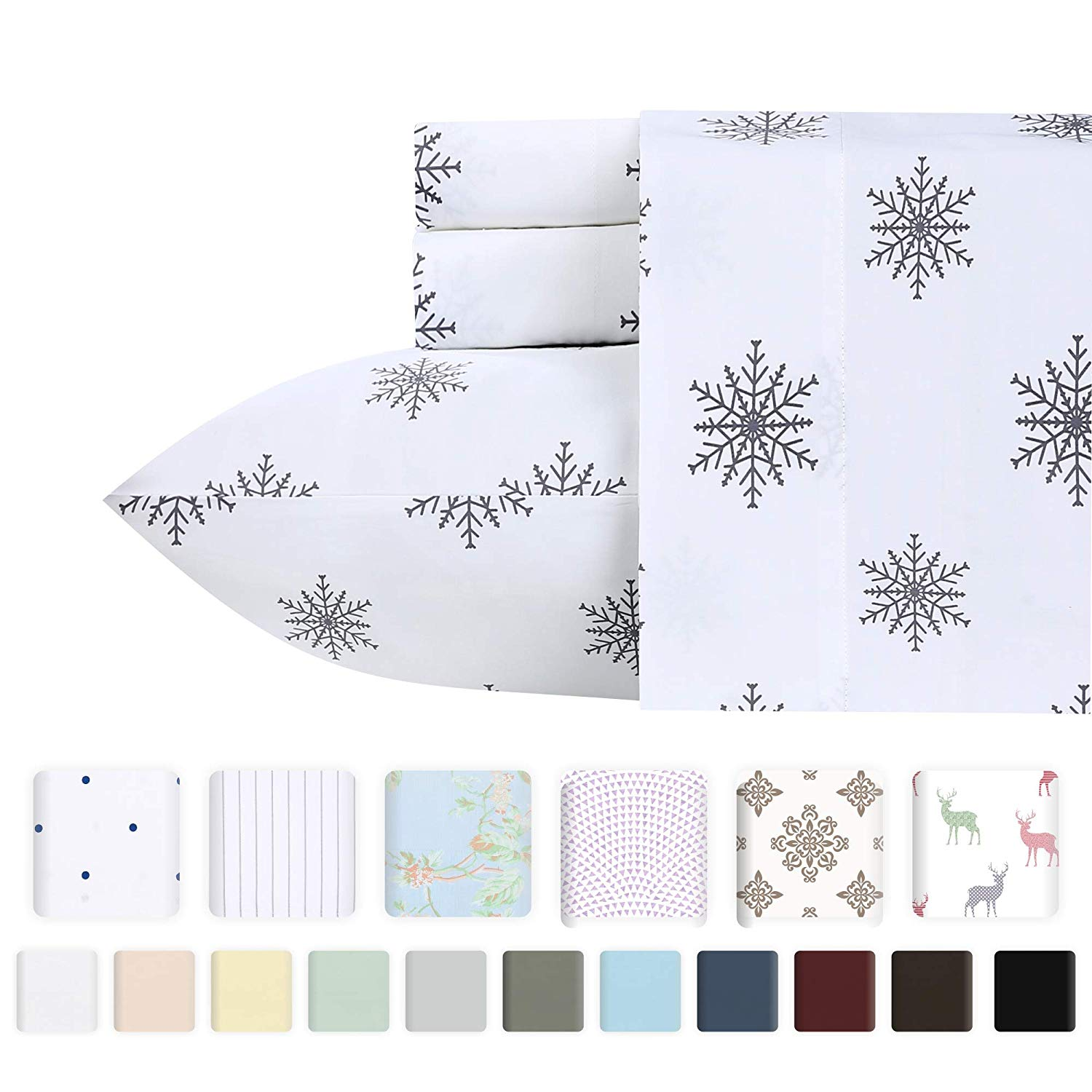 California Design Sheets - Best Christmas Sheets Queen Size