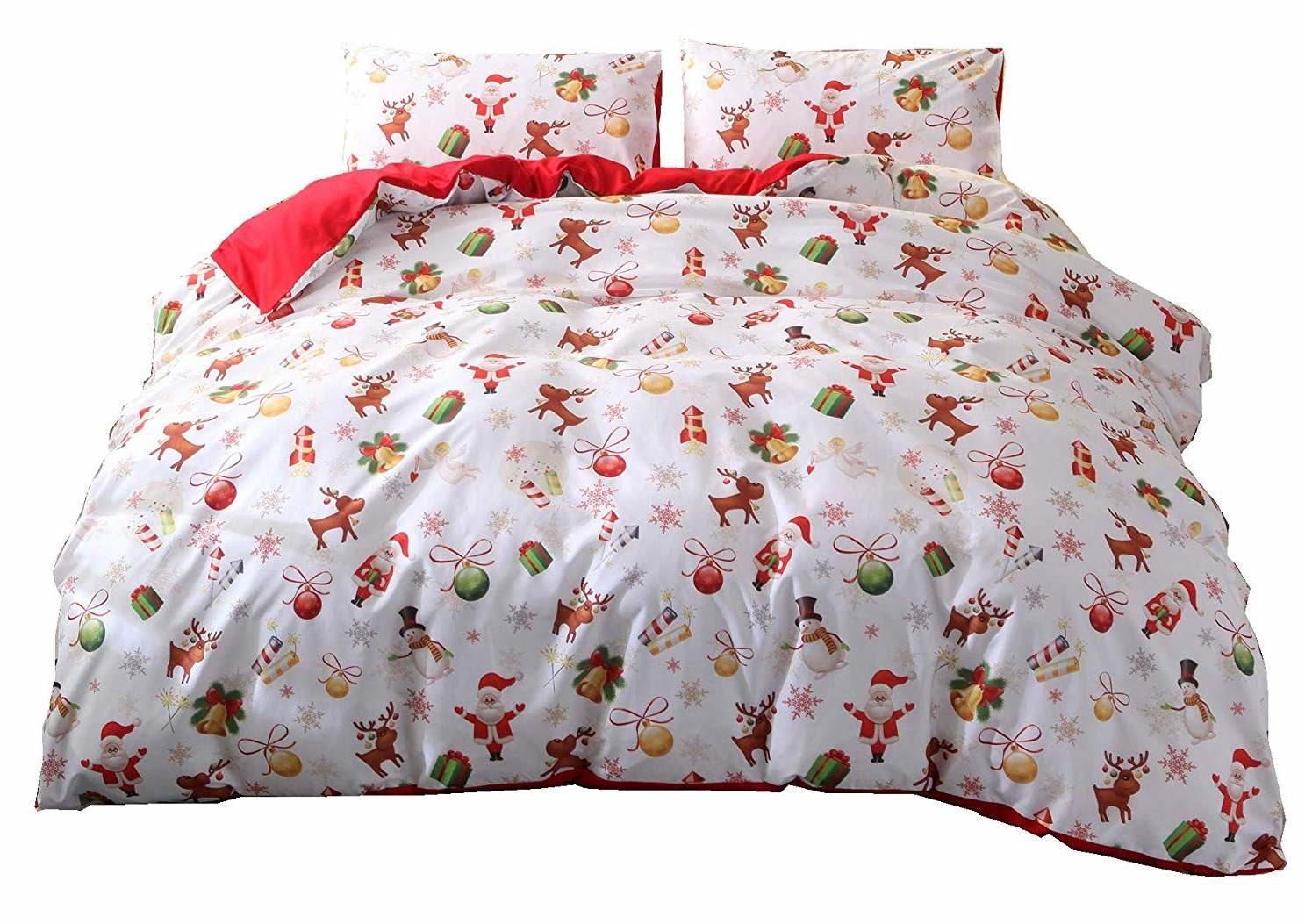 A Nice Night Christmas Duvet Cover Set - Buy Christmas Duvet Covers