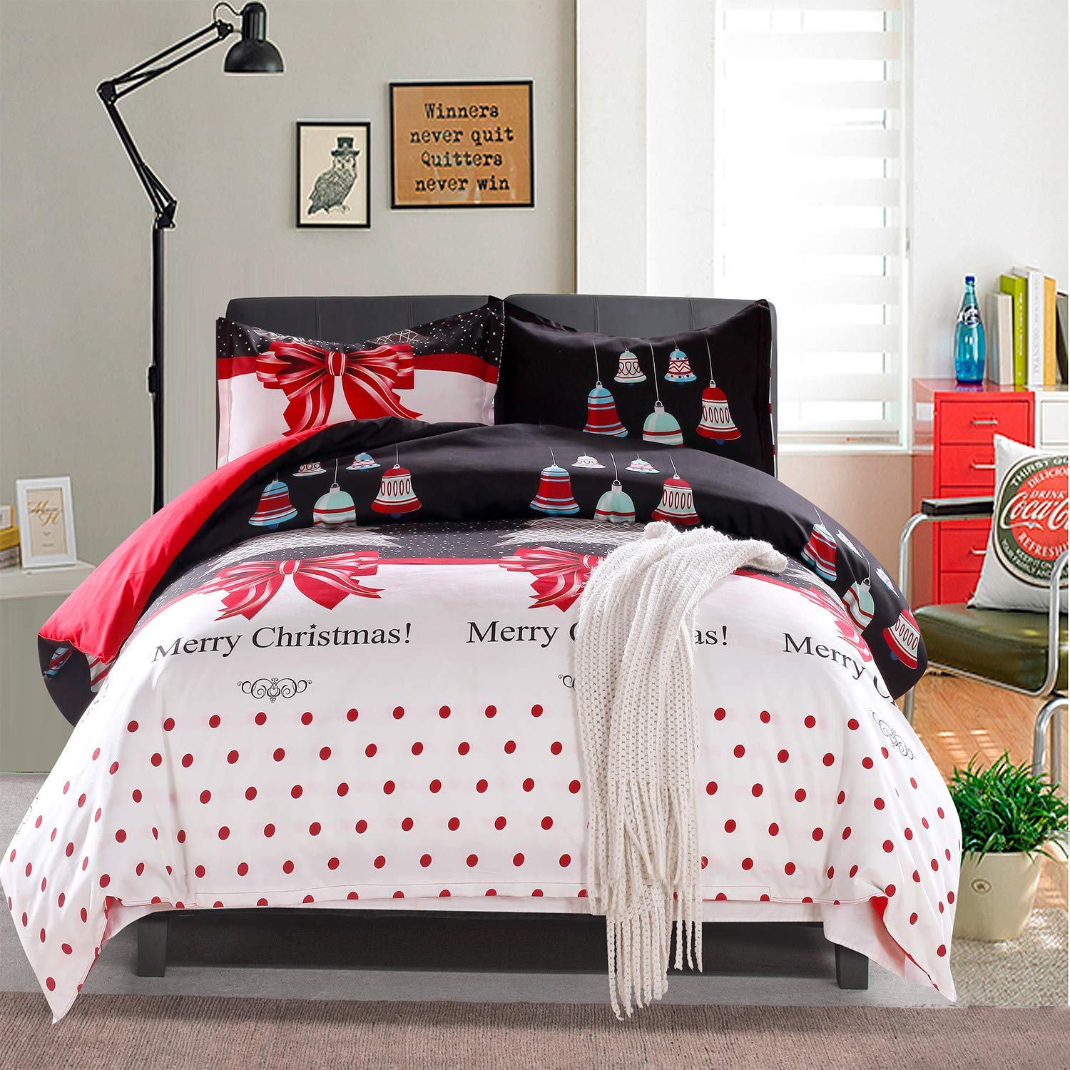 Lamejor Christmas Duvet Cover Set - Buy Christmas Duvet Covers