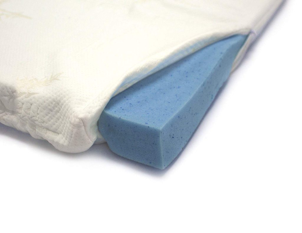 "Milliard's 2"" memory foam mattress topper - Top Rated Mattress Toppers"