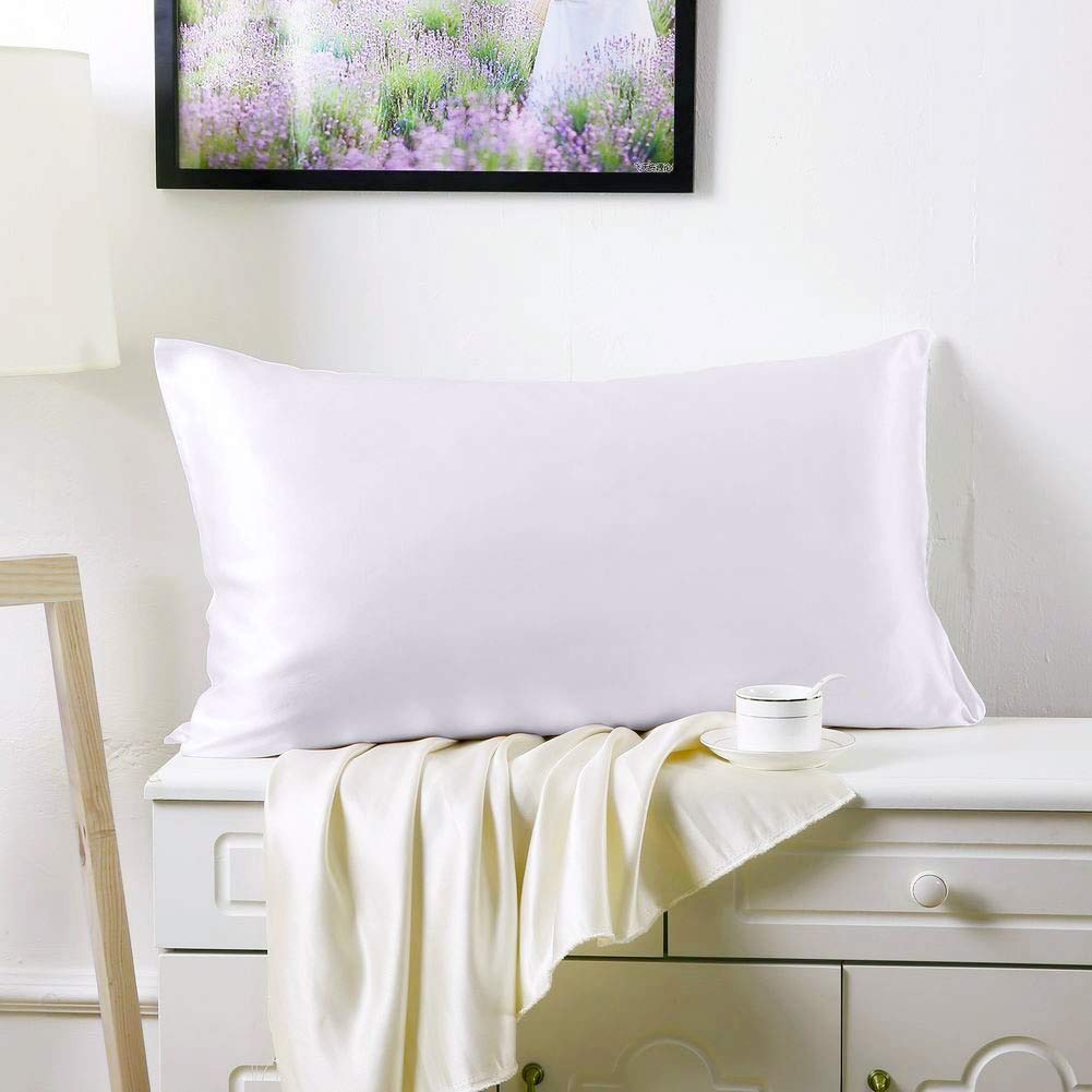 Buy Ravmix 21 momme Silk Pillowcase - Best Pillowcase for Hair