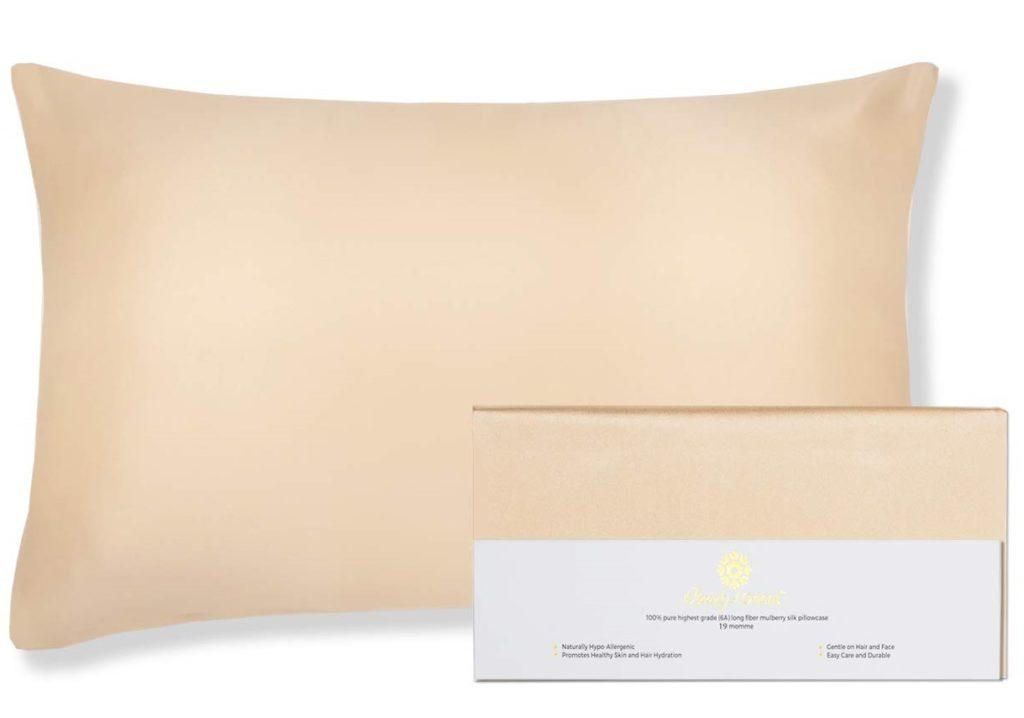 Buy Beauty of Orient 19 momme Silk Pillowcase - Best Pillowcase for Hair