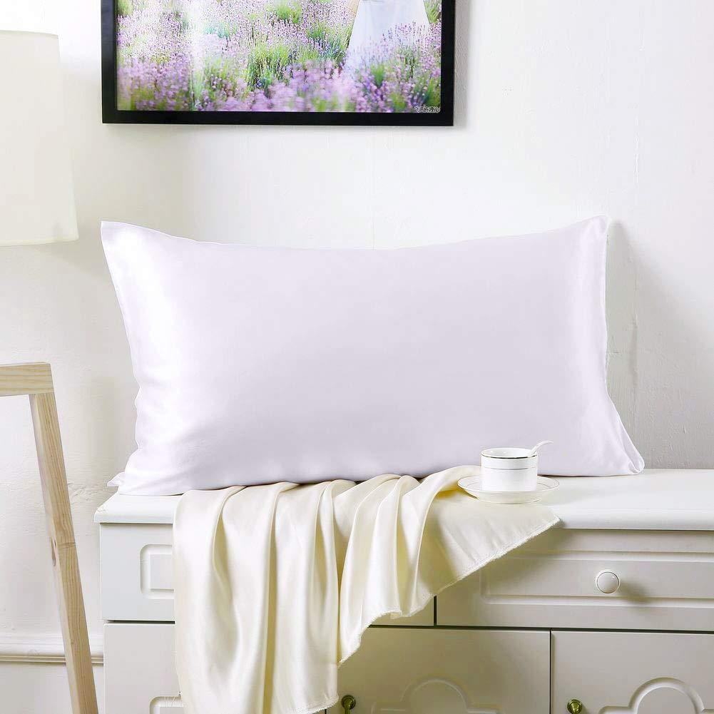 Buy Ravmix 21 momme Silk Pillowcase - Best Pillowcase for Hair