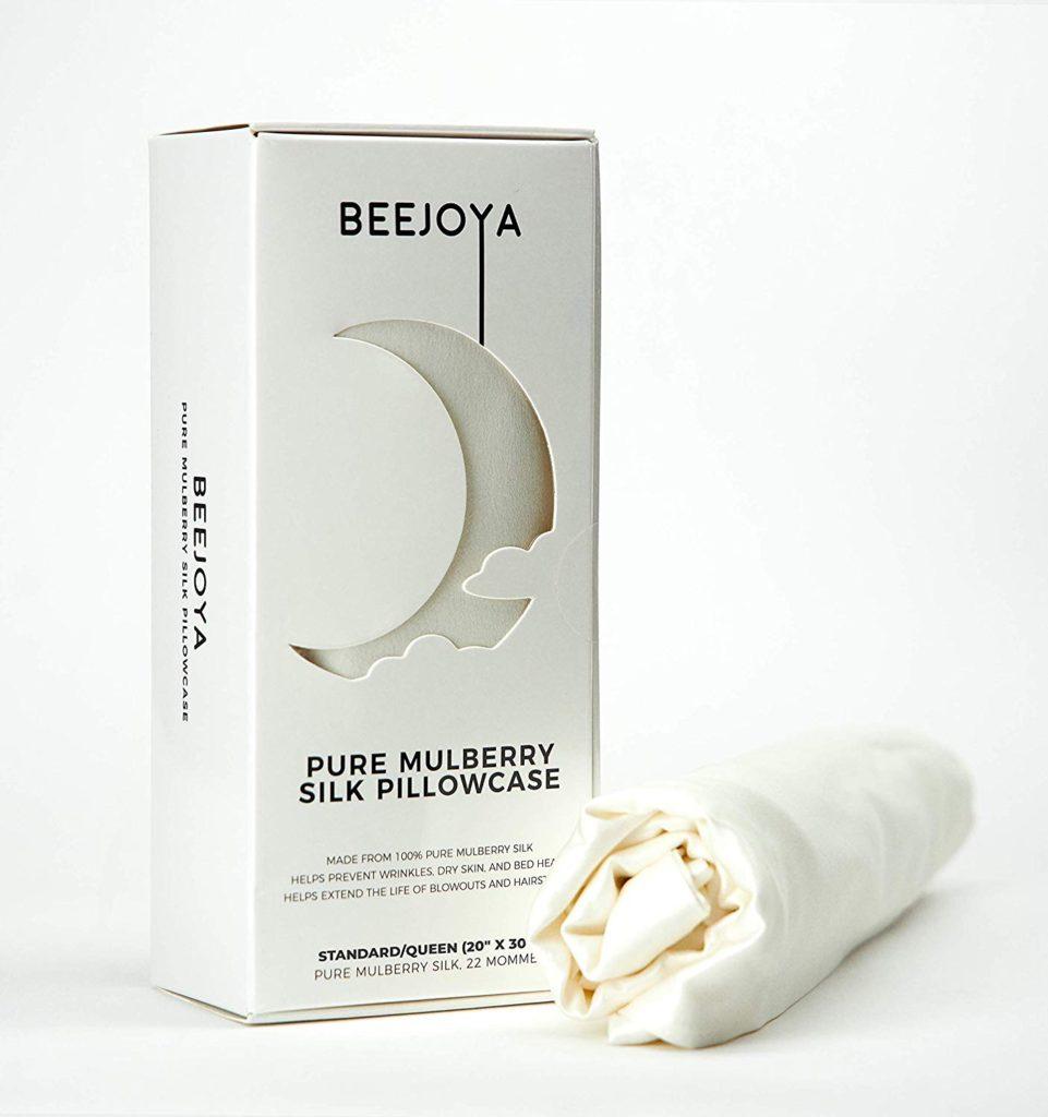 Buy Beejoya 22 momme Silk Pillowcase - Best Pillowcase for Hair