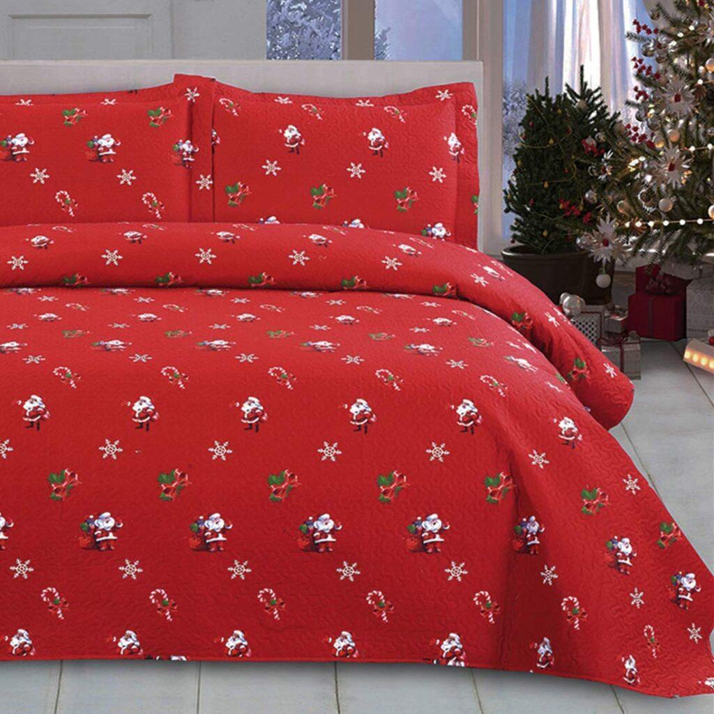 Oliven Bedspread - Best Christmas Bedspreads King Size