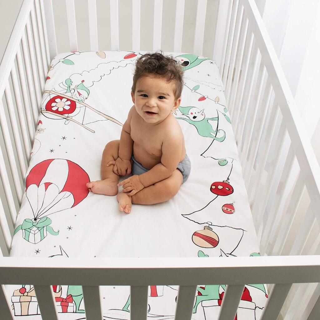 Jumpoff Jo's Christmas Sheets - Best Christmas Crib Sheets