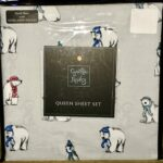 Cynthia Rowley Polar Bears Sheets - Best Christmas Sheets Queen Size