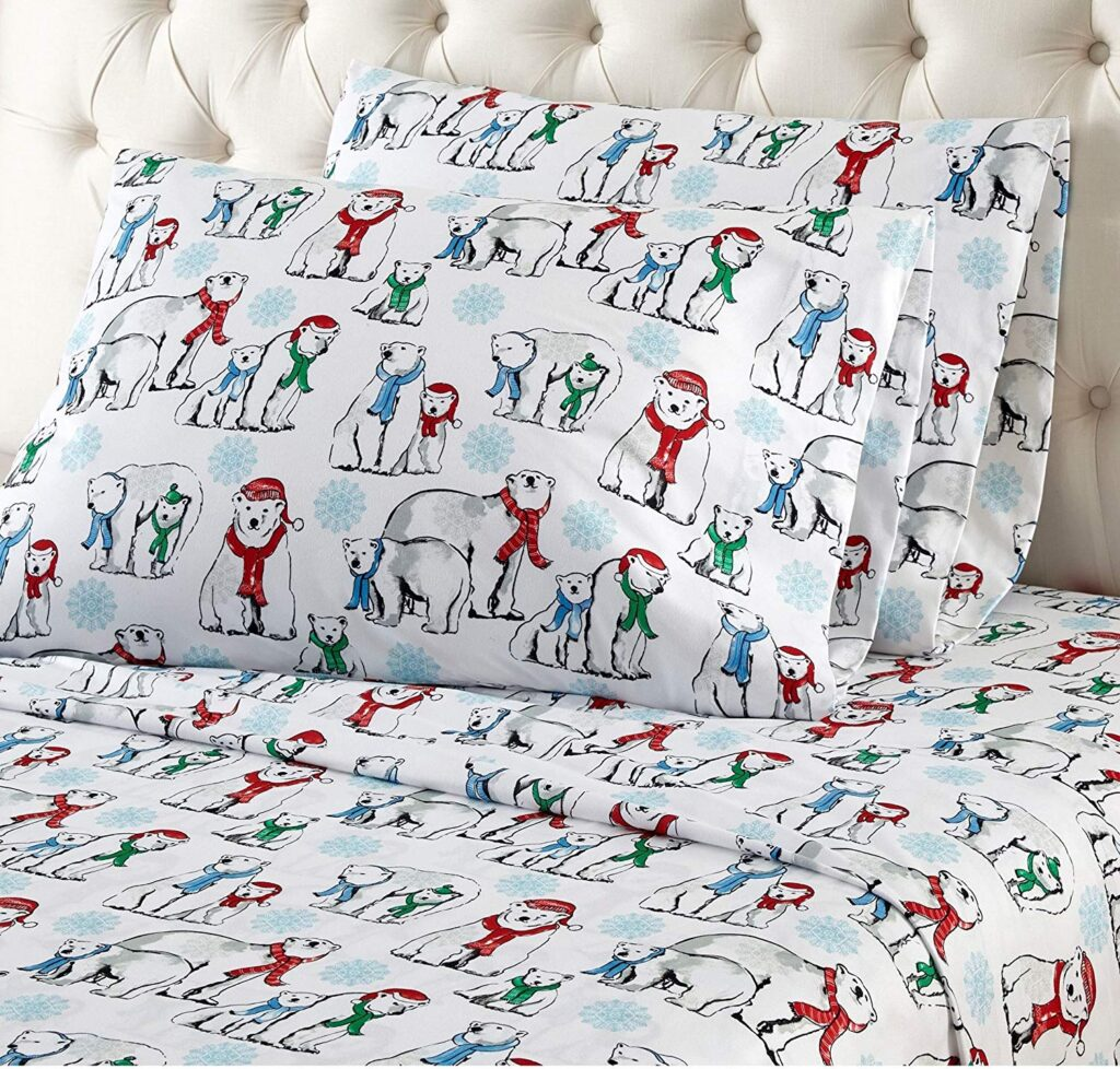 Best Christmas Sheets Twin Size Top Picks For 2020