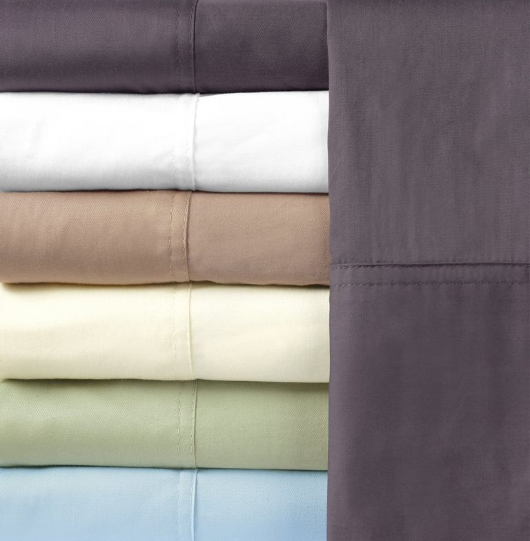 Royal Hotel Bamboo Sheet Set - Best Sheets for Sweaty Sleepers