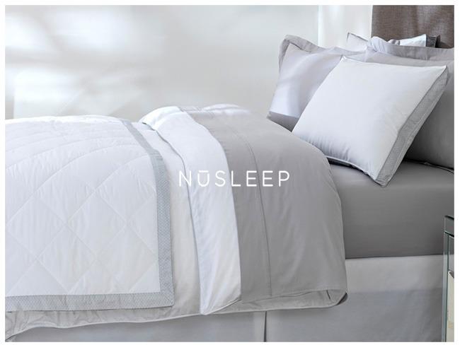 Nusleep High-Tech Sheet Set - Best Sheets for Sweaty Sleepers