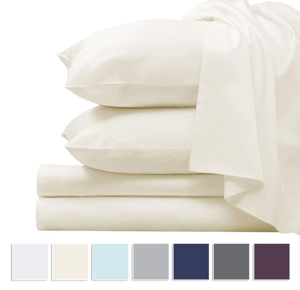 Pizuna 1000 thread count bed sheet set - Best 1000 Thread Count Sheets