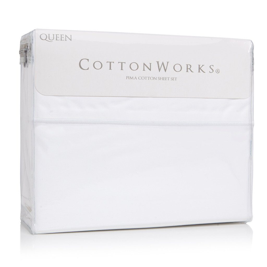 CottonWorks 1000 thread count bed sheet set - Best 1000 Thread Count Sheets