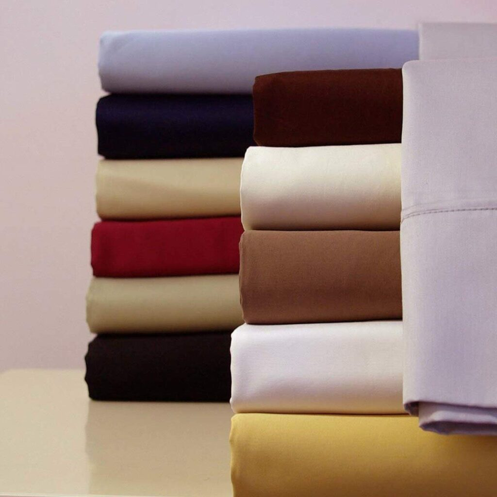 Royal Hotel 1000 thread count bed sheet set - Best 1000 Thread Count Sheets