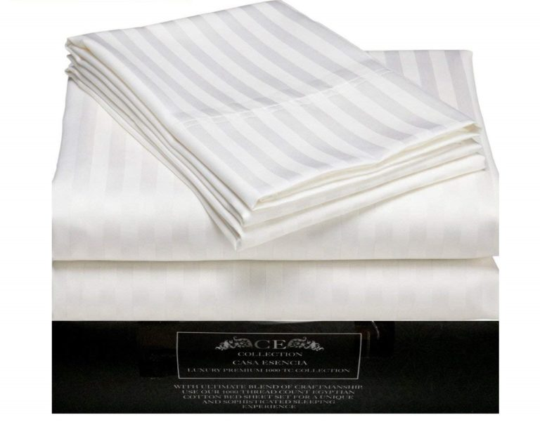 Ce Casa Esencia 1000 thread count bed sheet set - Best 1000 Thread Count Sheets