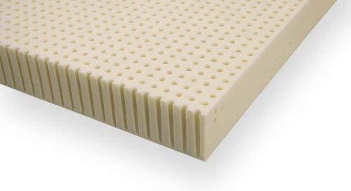 Dreamfold Bedding latex medium mattress topper - Best Mattress Topper for Back Pain