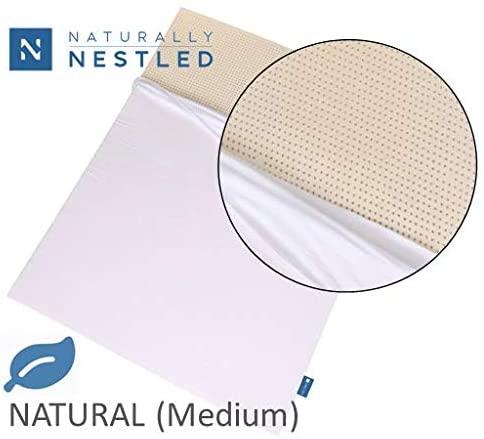 Take Ten latex medium mattress topper - Best Mattress Topper for Back Pain